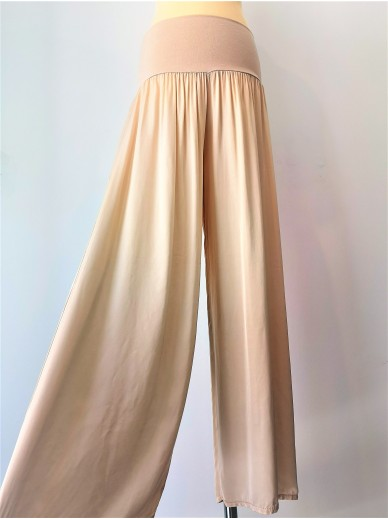 STARS Collection Palazzo Hose Beige