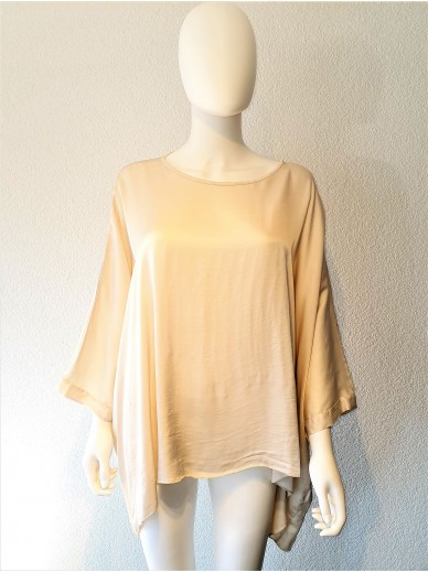 STARS Collection Batwing Top Damen Beige